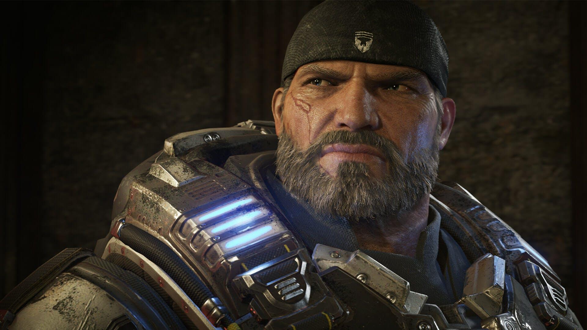 Gears of War 4 Xbox One X Enhance