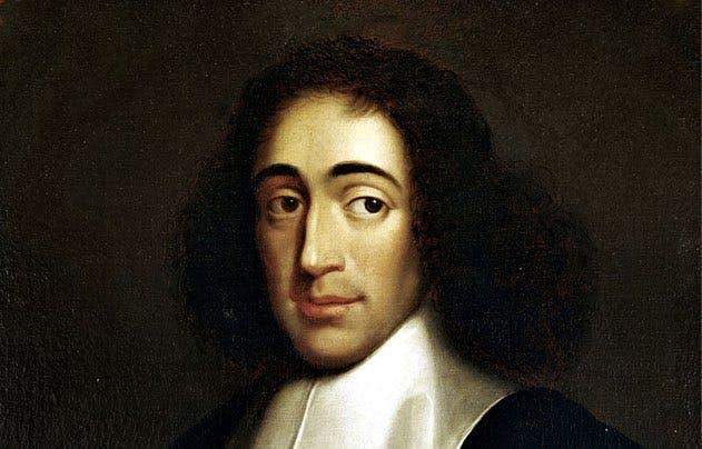 rule 34: Baruch Spinoza