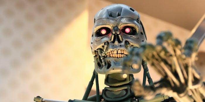 ai killer robots autonomous weapons