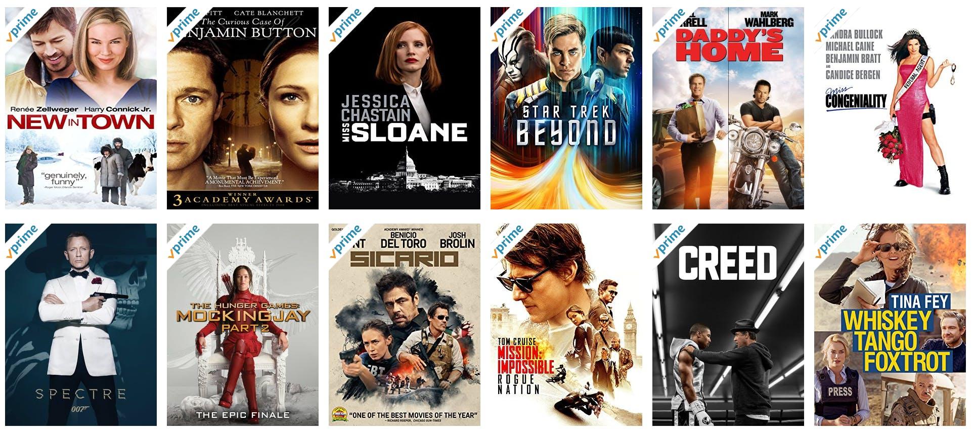 amazon prime vs netflix movie selection