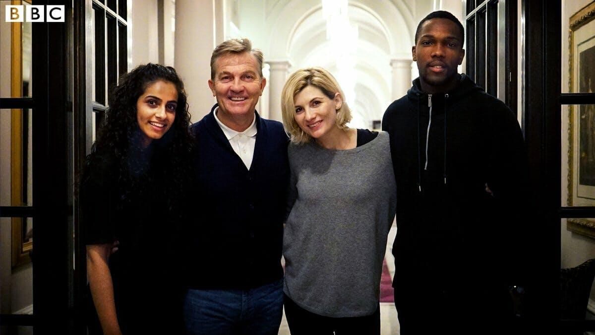 doctor who season 11 : companions