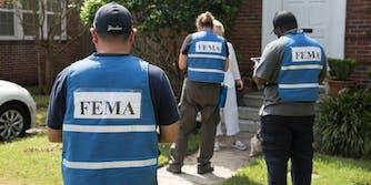 FEMA wrong number sex hotline