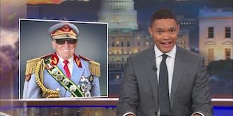 trevor noah trump dictator