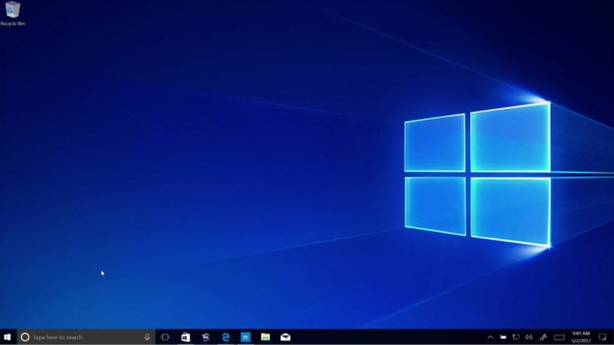 microsoft windows 10 s operating system