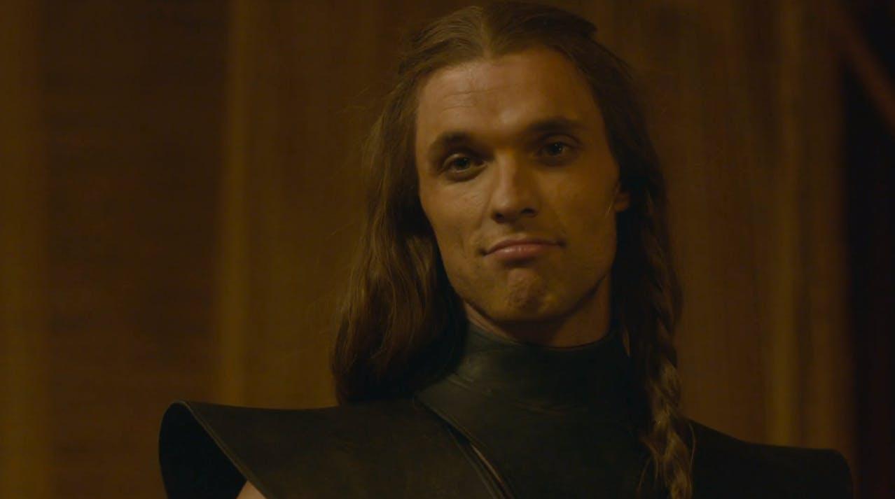 Ed Skrein as Daario