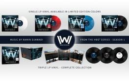 Westworld limited edition vinyl