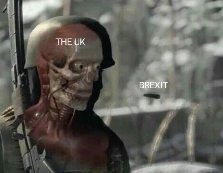brexit bullet meme