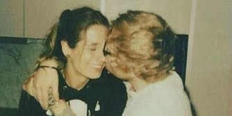 Ed Sheeran engaged Cherry Seaborn
