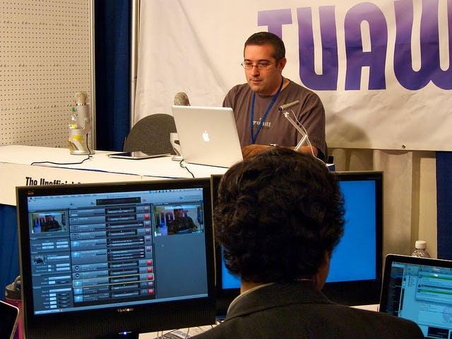 The Unofficial Apple Weblog live video blogging at MacWorld 2011.