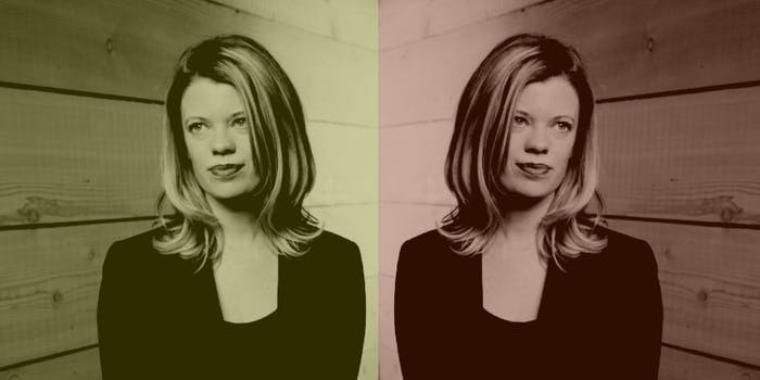 Eileen Carey, CEO of Glassbreakers