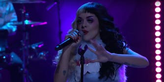 A former friend accused singer and songwriter Melanie Martinez of sexually assault.