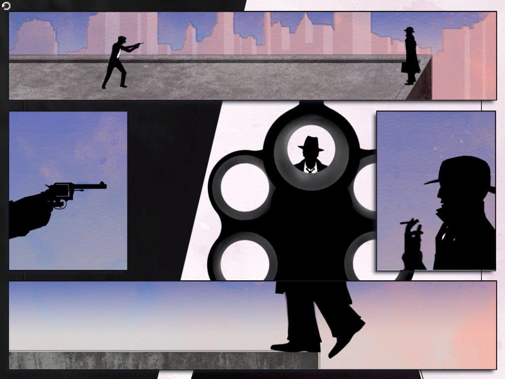 Framed mobile game developed by Loveshack