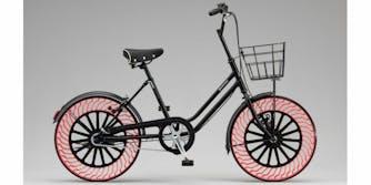 bridgestone airless bike cycling tires