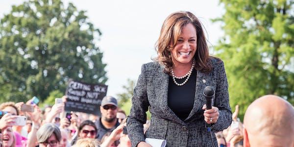 2020 presidential election: Kamala Harris