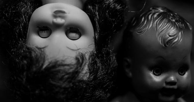 haunted dolls collecting creepy spooky