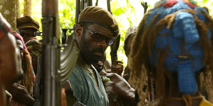foreign film on netflix : Beasts of No Nation