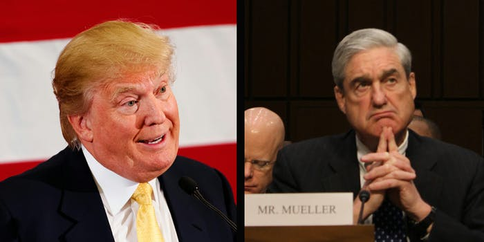 Special Counsel Robert Mueller has reportedly subpoenaed Deutsche Bank to hand over business records related to President Donald Trump.
