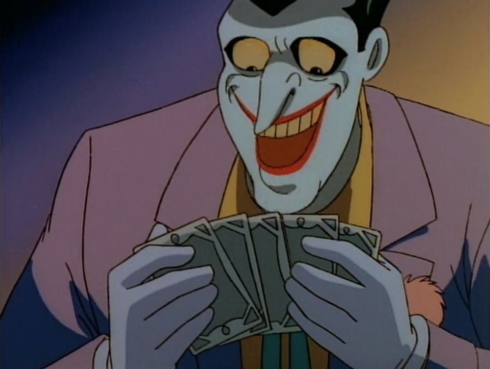 batman animated series : almost got 'em