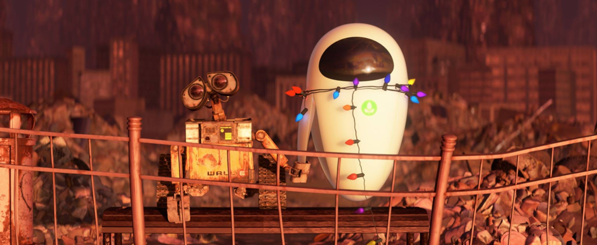 what is pixar : wall-e
