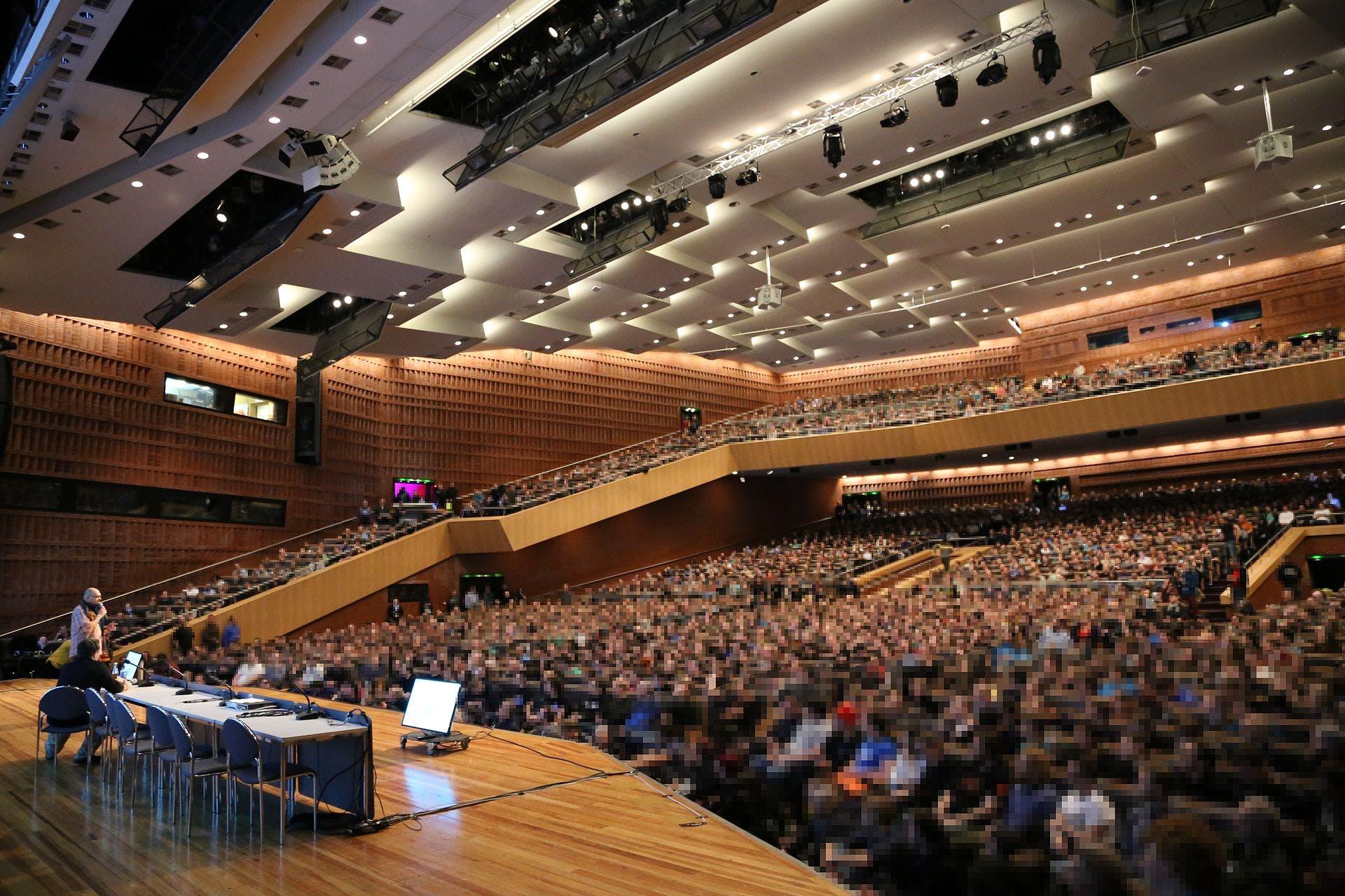 Glenn Greenwald's keynote at the 30th Chaos Communication Congress in Hamburg, 2013