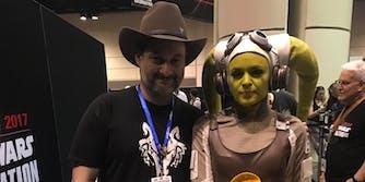 star wars celebration cosplay filoni