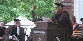 robert de niro brown university