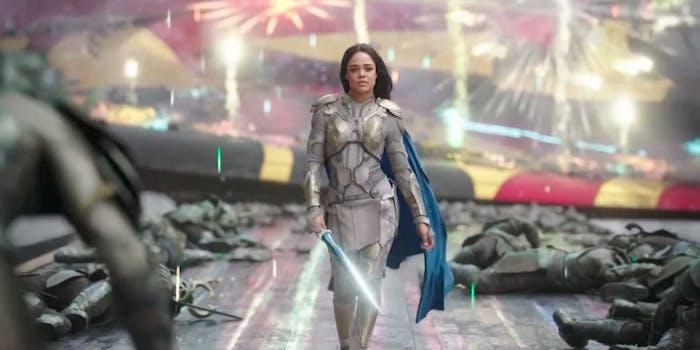 valkyrie Thor Ragnarok
