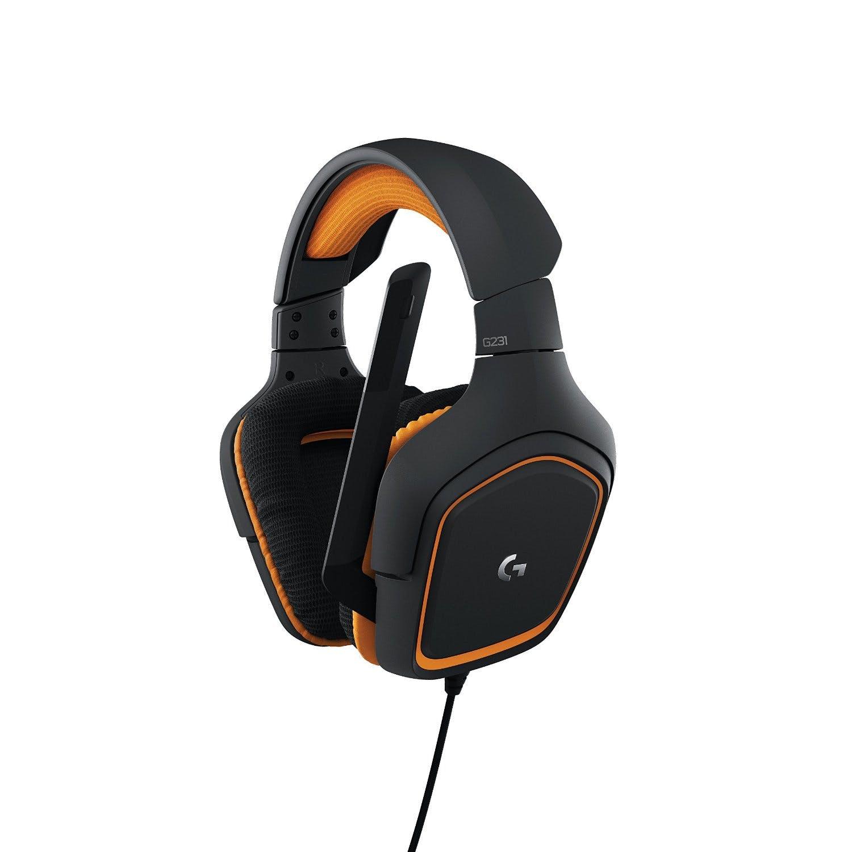 best gaming headset logitech