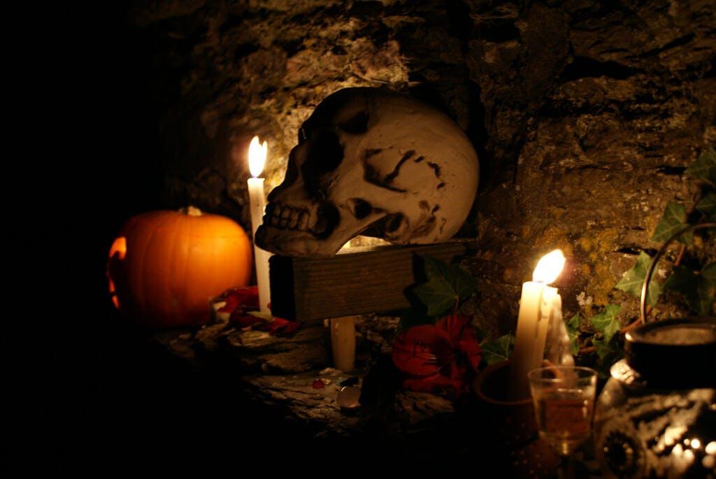 wiccan holidays : samhain