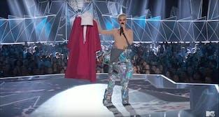 Katy Perry hosts 2017 MTV Video Music Awards