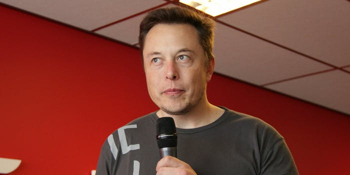 Elon Musk disputes what he called 'salacious' descriptions of a party he attended.