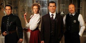 What is Acorn TV : Murdoch Mysteries