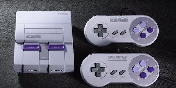 where to buy snes classic edition : Super Nintendo Entertainment System