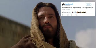 Mel Gibson is at the helm of the 'Passion of the Christ' sequel.