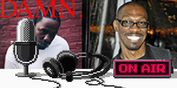 Upstream podcast discusses Charlie Murphy and Kendrick Lamar