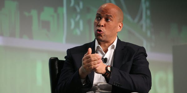 2020 presidential election: Cory Booker
