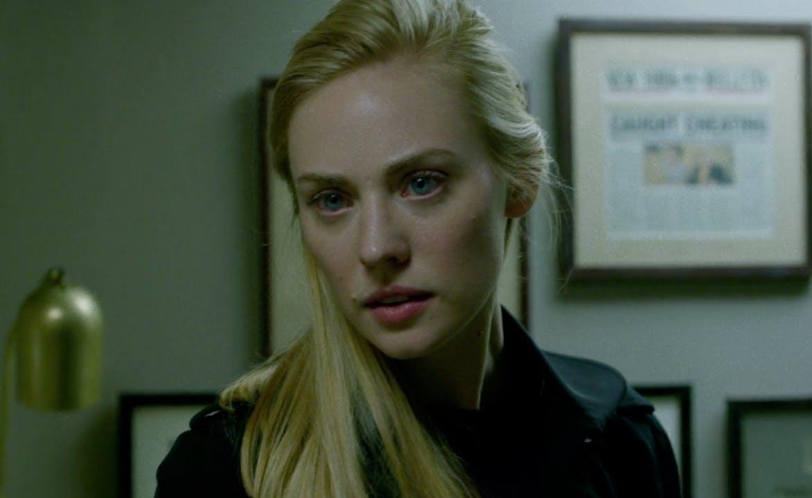 Punisher cast : Karen Page in 'Daredevil'