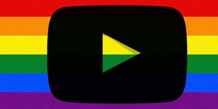 YouTube LGBT+