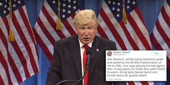 Trump Alec Baldwin