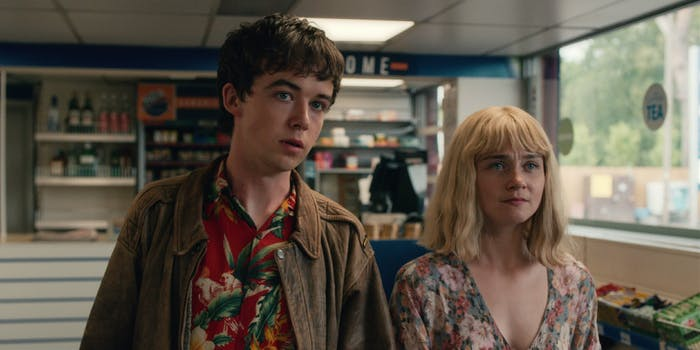 best netflix original shows 2018 - the end of the f***ing world on consent