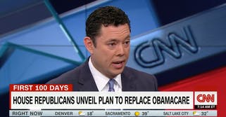 Jason Chaffetz on CNN discussing Obamacare replacement