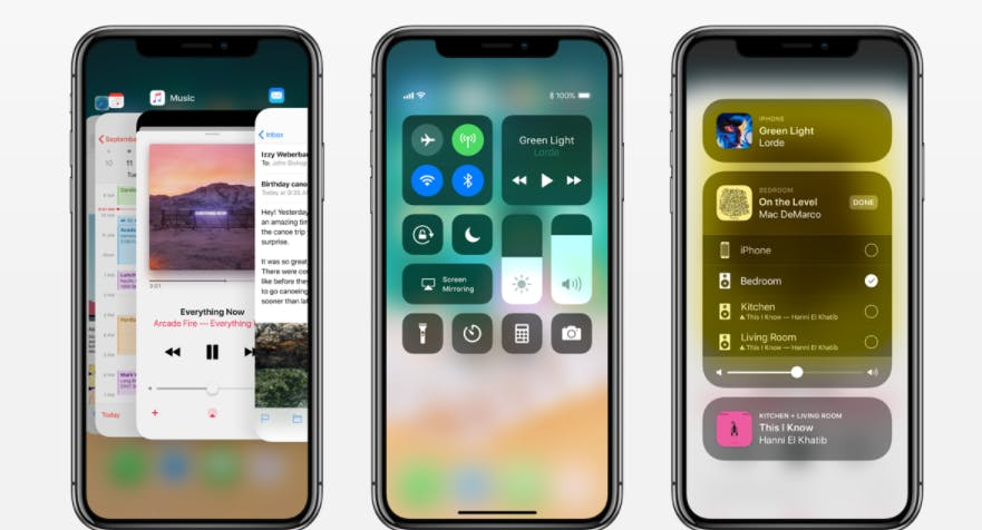 ios 11 download for apple iphone x