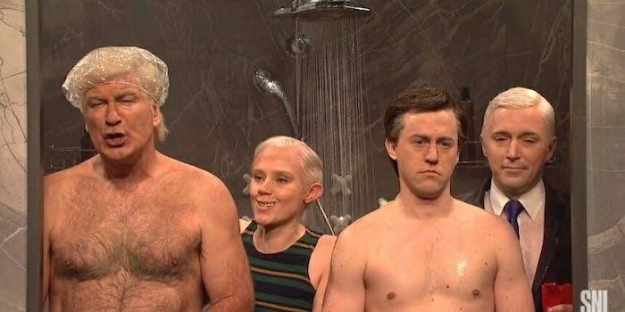 Saturday Night Live Donald Trump Paul Manafort