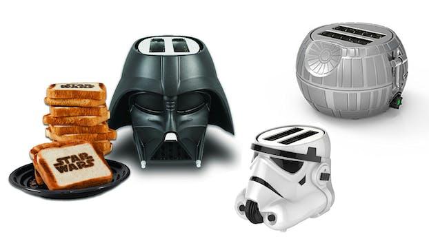 star wars toasters