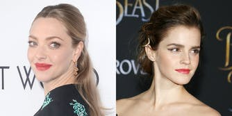 Emma Watson and Amanda Seyfried