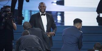 LeBron James petition