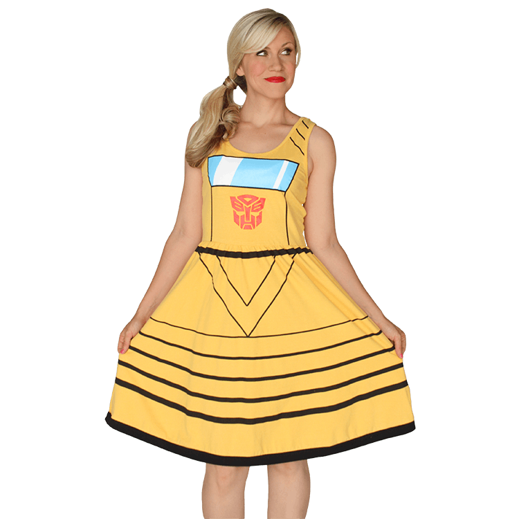 Her Universe Transformers clothing