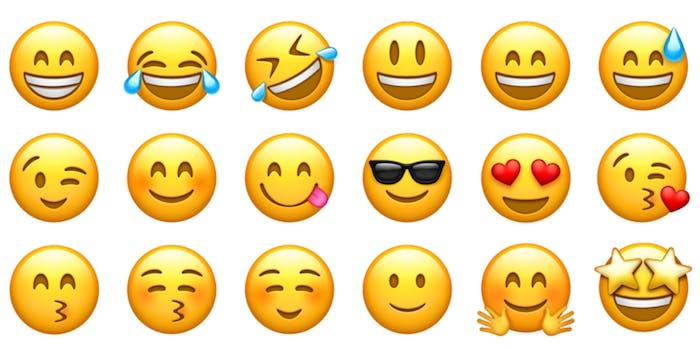 apple ios emoji iphones