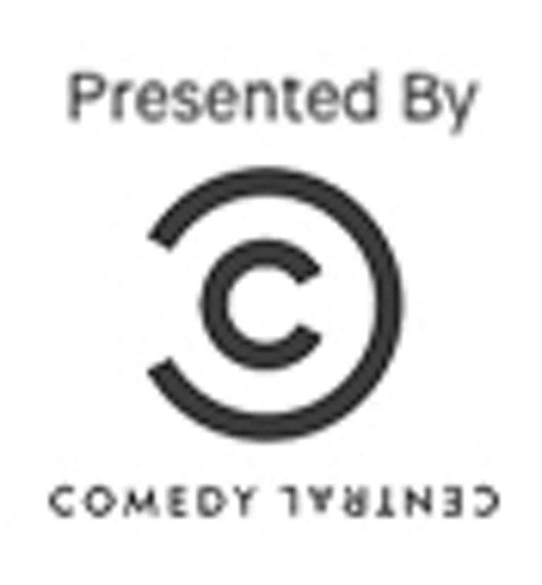 Presented by Comedy Central