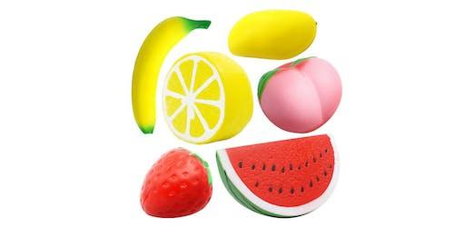 kawaii food toys